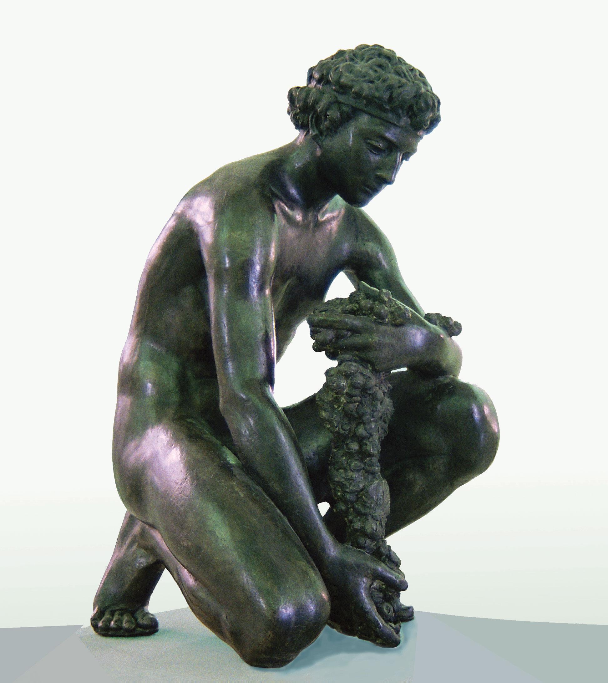 Eine hellenistische Gegenwart in der zeitgenössischen Bildhauerkunst <br><b>Di Franco Ragazzi</b>