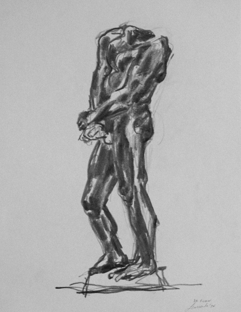 Da Rodin Il Balsac